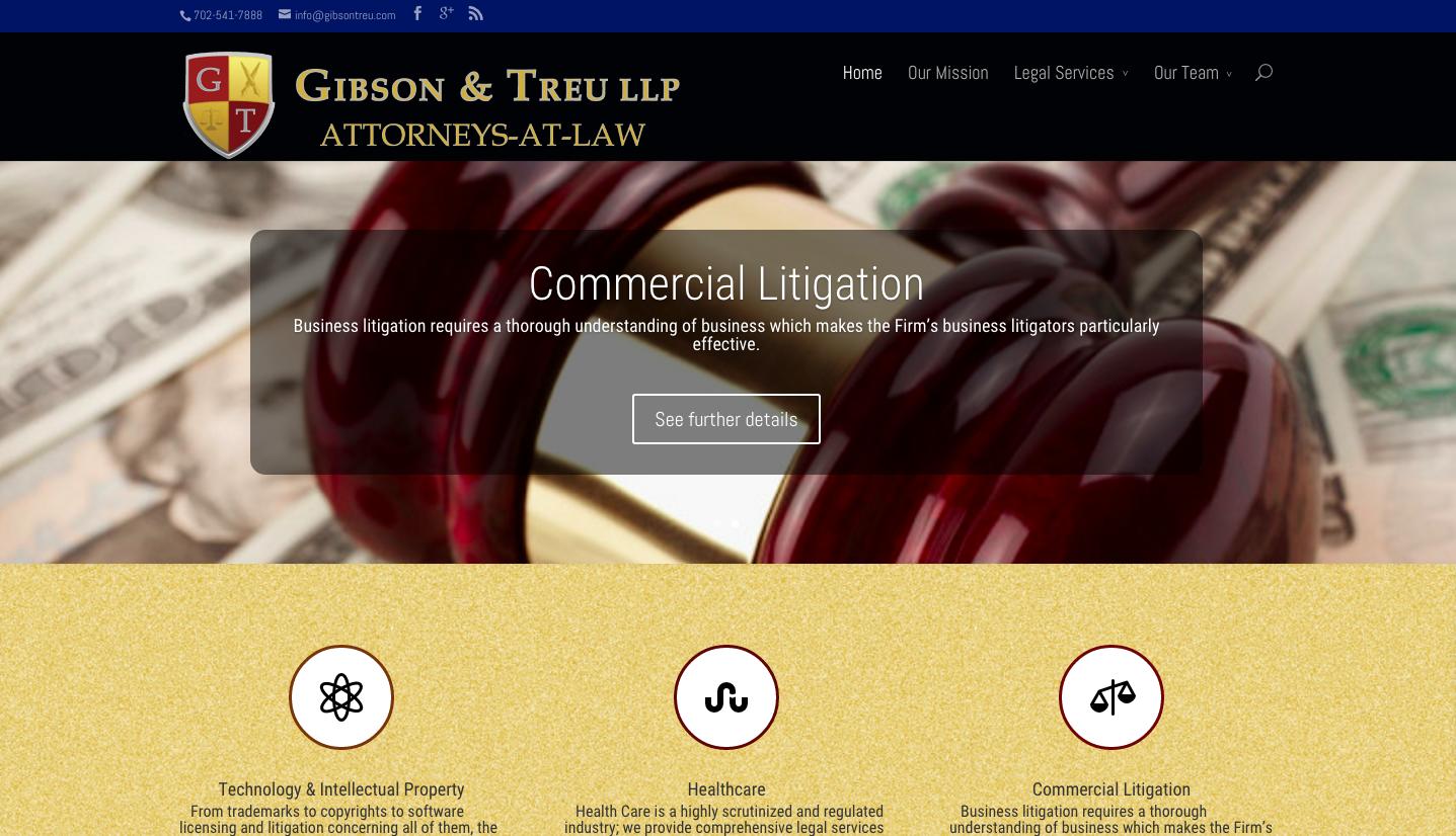 Gibson & Treu LLP